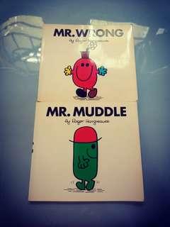Mr Men Series