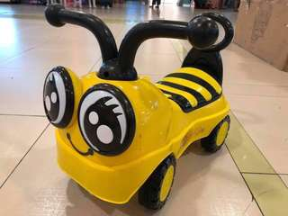 Bee Car with Music and Light