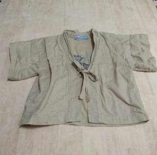 🚚 80cm 日本 工作外衣 衣服 裝飾