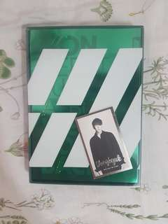 IKON Album Donghyuk Photocard