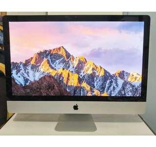 iMac27吋 i7 8gb ram 已加256gb ssd 高spec