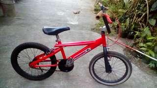 Dijual sepeda bmx ring 18 wim cycle