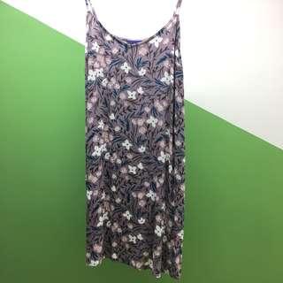 Floral Dress 花花連身裙