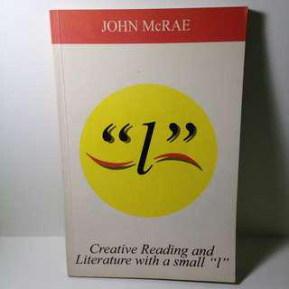 """Creative Reading and Literature with a small """"l"""""""