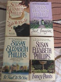Susan Elizabeth Philips books
