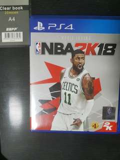 nba 2k18(can nego)