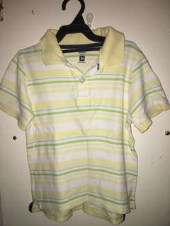 Carters Polo 3T