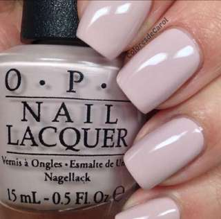 OPI Dont Bossa Nova Me Around A60