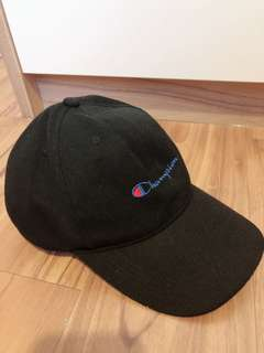 🚚 Champion黑色老帽