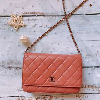 Chanel WOC pink