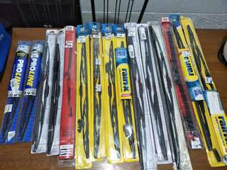 Take all/ piece wiper blade