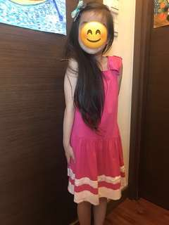 🐮 Kingkow 6-7歲女童裙