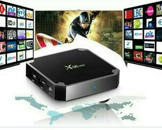 TV Box Android Live TV Movies Drama