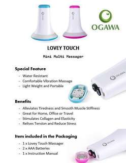 Ogawa Mini Multi Massager