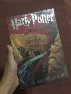 Hardbound Harry Potter and the Chamber of Secrets