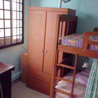 $230 for lady roomsharing. No agent fees!!
