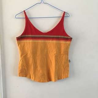 Authentic North Face Sleeveless