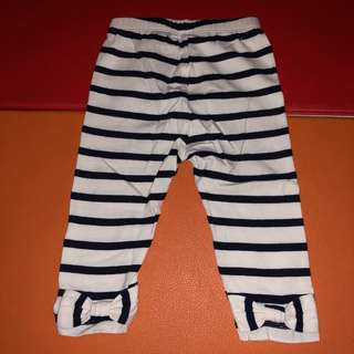 preloved legging baby gap original