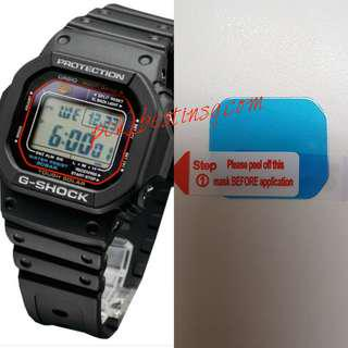 Custom Made For G Shock M5610/DW5600,5600,5000 & 5030  Use High Transmittance & Scratch Resistance Screen Protector.