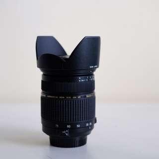 Tamron 28-75mm F2.8 (Nikon)