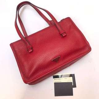 VGC Preloved Authentic Prada Tote Bag