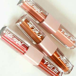 [NEW] LT Pro Millenial Duo Lips Anaz Siantar Series (Lip Cream)