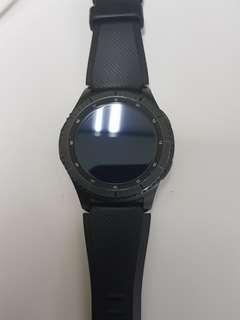 Samsung gear s3 frontier lte version