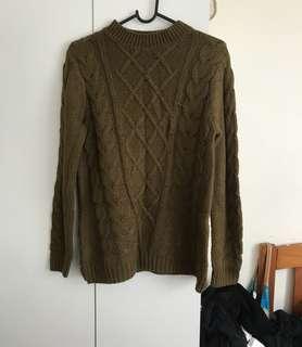 Forever 21 knitwear