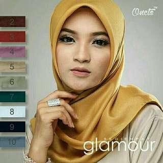 Hijab Segi Empat Glamour
