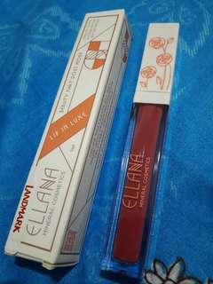 Brand new Ellana lip in luxe liquid lipstick(love is a gift)