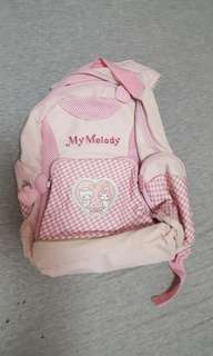 My melody kids backpack