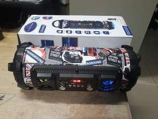 MODEL:(CH-M18) Bluetooth Speaker