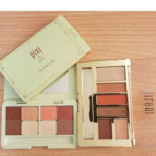 Milani and Pixi Eye palette bundle