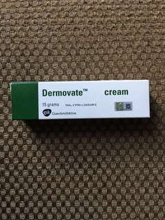Dermovate Clobetasol cream 15g