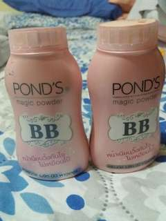 Pond's Angel Face and BB Magic Powder