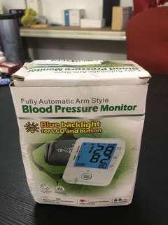 495•Blood Pressure Monitor