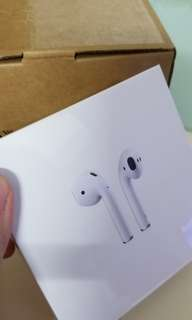 [全新﹑行貨] Apple AirPods