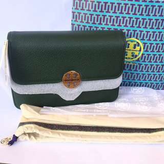 NEW Tory Burch TB Selva Medium Complete Set