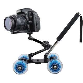 Dolly Slider Kamera DSLR