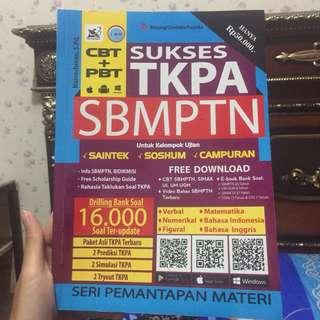 Buku TKPA SBMPTN