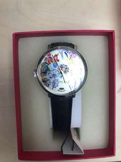 Juicy Couture Ultra-slim-1901455 black手錶