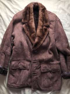 Fur-lined Coat