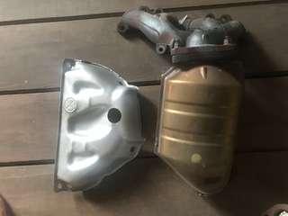 Proton Persona exhaust parts