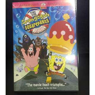 The SpongeBob SquarePants Movie (Authentic DVD)