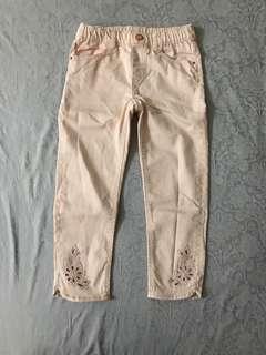 H&M girl's pant