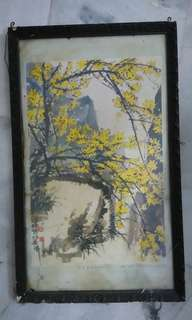Antique style paintings