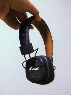 🚚 Marshall Major II Bluetooth (with box)