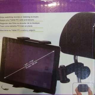汽車椅背平板支架200元限來店買點我頭像看店址和上千種商品