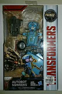 Transformers Premier Edition- AUTOBOT SQWEEKS