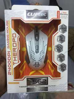 Theropo Cliptec Gaming Mouse